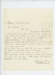 1862-06-18 Charles Strickland reports his recruiting efforts to Adjutant General Hodsdon by Charles Strickland