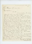 1862-06-18  Charles Strickland reports his recruiting efforts to Governor Washburn