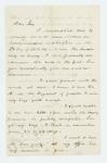 1862-7-14  T.F. Andrews writes John Hodsdon regarding recruitments