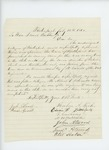 1862-07-15  Job Lord and others of Winterport recommends Albert E. Fernald for commission