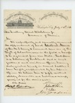 1862-07-16  John H. Rice and others request appointment of Lieutenant Adelbert Ames as commander of a regiment