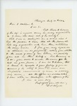 1862-07-30  Mr. Wingate recommends Charles Gilmore for promotion