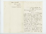 1862-07-30  William Morrill requests position as lieutenant