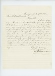 1862-07-30  S.B. Morison recommends Charles D. Gilmore