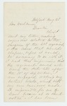 1862-08-15  Surgeon Nahum P. Monroe inquires about a furlough to settle his business