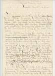 1862-08-26  Unsigned letter to Major Charles Gilmore regarding state bounty receipt rolls