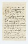 1862-08-29  J.P. Spaulding writes Adjutant General Hodsdon regarding quota from Bingham