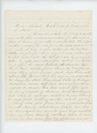 1862-09-06  Daniel Coffin writes Governor Washburn concerning his son