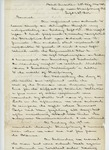 1862-09-23  Adjutant John Marshall Brown writes to Adjutant General Hodsdon regarding battle at Sharpsburg