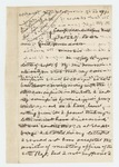1862-10-27  William W. Morrell, Company K, writes regarding his commission