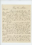 1862-12-12  Samuel L. Hodgman recommends Sergeant Hiram Morse for promotion to 2nd Lieutenant