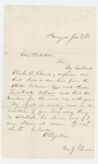 1863-01-03  Mary Jane Whitney Gilmore requests payment from the State on behalf of her husband Charles