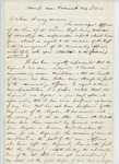 1863-02-05  Line officers of the regiment write to exonerate Colonel Ames from complaints against him