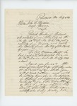 1863-02-06  J. Donnell requests bounty payment for Patrick Hickey of Portland