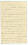 1863-02-09  Henry C. Merriam requests appointment as Major in the 1st Maine Heavy Artillery