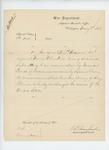 1863-05-06  Special Order 204 regarding discharge of Surgeon N. P. Monroe