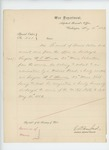 1863-05-18  Special Order 221, revoking first discharge of Surgeon Nahum P. Monroe, and honorably discharging him