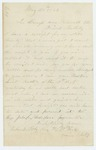 1863-05-20  John M. Libby writes to Mr. Boothby requesting his state bounty