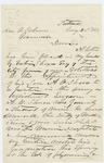 1863-05-21  Dr. Tewksbury recommends his medical student A. Shaw for a position