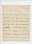 1863-06-08  Charles Gilmore updates Adjutant General Hodsdon on status of regiment and requests promotions be made soon