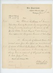 1863-06-08  Special Order 255 honorably discharging Colonel Ames and appointing him Brigadier General
