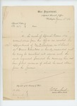1863-06-10 Special Order 257, rescinding revocation of appointment of M.C. Sanborn
