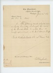 1863-07-24  Special Order 329, honorably discharging Private N.H. DeCoster to enable him to accept appointment in the US Colored Troops