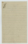 1863-09-22  Isaac F. Orcutt asks for appointment in the 2nd Maine Cavalry