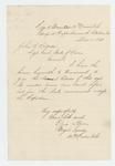 1863-12-11  Major Ellis Spear sends annual regimental returns