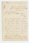 1863-12-12  Lieutenant Melcher inquires about re-enlistments and furloughs