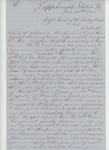 1863-12-12  William H. Ward, Jr. inquires about veteran troops re-enlistment