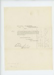 1864-02-06  Special Order 59 honorably discharging 2nd Lieutenant Elisha Besse from service for physical disability