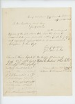 1864-04-16  Samuel Keene and other officers request Reverend A.C. Godfrey be commissioned as chaplain