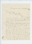 1864-04-27  Job Lord and town officials of Winterport and Frankfort recommend the promotion of Albert E. Fernald to lieutenant