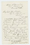 1864-06-22  Major Ellis Spear recommends promotions in Companies E and K