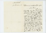 1864-09-13  E.W. Stetson accuses Lieutenant Bickford of being