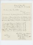 1864-11-24  Lieutenant Colonel Gilmore recommends promotions