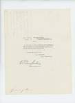 1864-11-25  Special Order 416 discharging Private Orison T. Brown