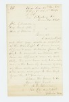 1864-12-24  Colonel Gilmore requests officers and men be detailed for recruiting duty
