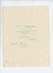 1864-12-29  Special Order 473 assigning Brevet Captain A.E. Fernald to duty