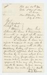 1865-02-04  Colonel Gilmore sends his 1864 regimental report to Adjutant General Hodsdon