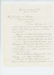 1865-06-23  Colonel Spear makes recommendations for promotion to Governor Cony
