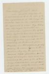 1865-06-30  I. Rollin requests that the hospital surgeon be notified of the mustering out of the regiment, so that he and others may be discharged home