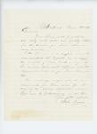 1865-06-30  John Benson requests information on regimental rolls