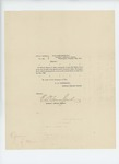 1865-11-09  Special Order 593 discharging Private Thomas F. Gibbs from service