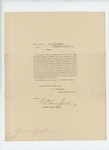 1866-01-13  Special Order 18 regarding discharge of prisoner Private Benjamin Avery, Company C