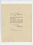 1867-07-31  Special Order 386 regarding Lieutenant Frank S. Russell