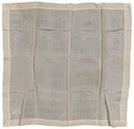 Roscoe M. Chase's Handkerchief