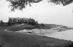 Weatherend, estate of John Gribbel on Beauchamp Point in Rockport, circa 1900