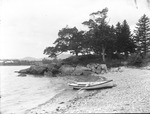 Sheltered cove circa 1885